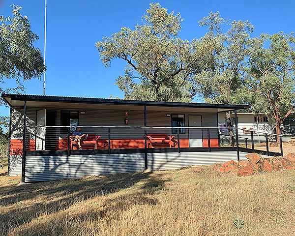 Cobbold Village Cabins & Rooms