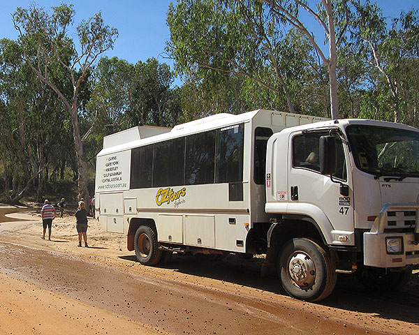 How to Get to Cobbold Gorge