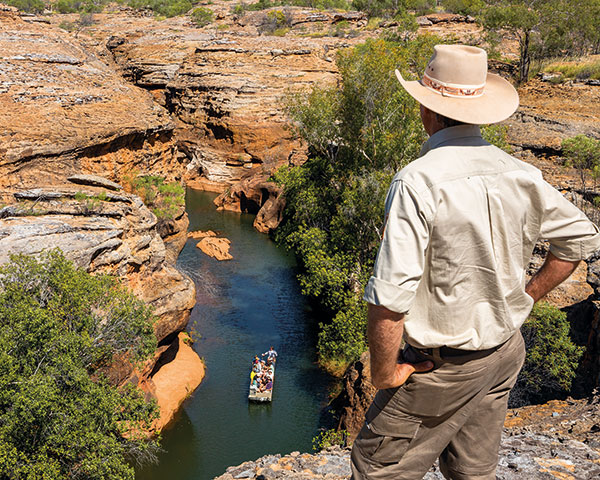 Day Tours to Cobbold Gorge