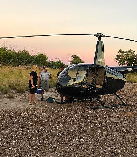 Cobbold Gorge Scenic Helicopter Tours Trip Review