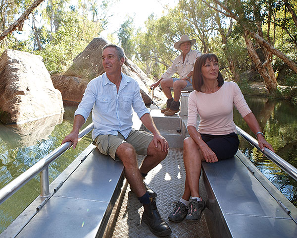 Cobbold Gorge Tours and Village Gift Vouchers