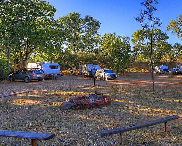 Outback Queensland Camping & Caravanning