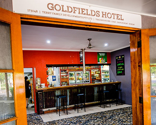 Goldfields Hotel & Finnigans Rest