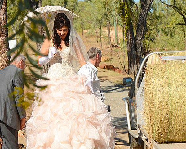 Outback Queensland Weddings